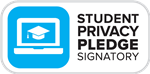 student privacy badge