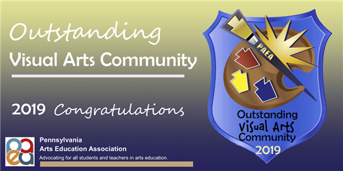 Outstanding Visual Arts Community 2019
