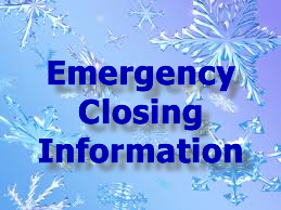 Emergency Closing Information