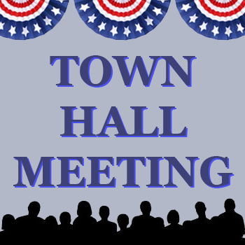Town Hall Budget Meetings