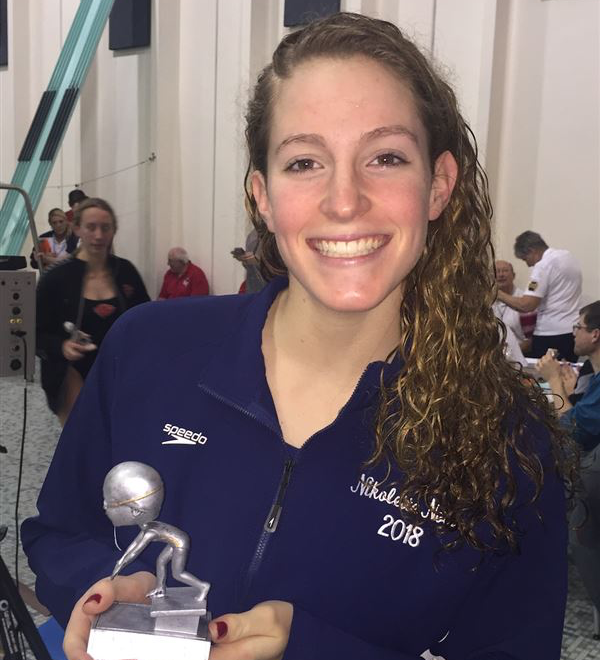 Diving into The Life of Junior Niki Nolte