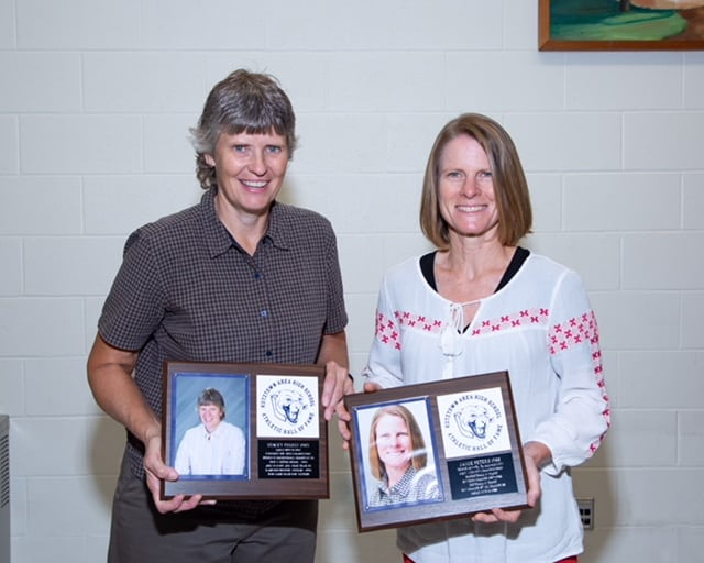 2018 KAHS Athletic Hall of Fame Inductees
